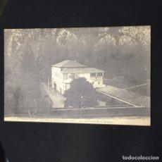 Postales: POSTAL CALDAS DE BESAYA CASA CONDE BARCENAS FOT ITALIANOS NO INSCRITA NO CIRCULADA. Lote 195419575