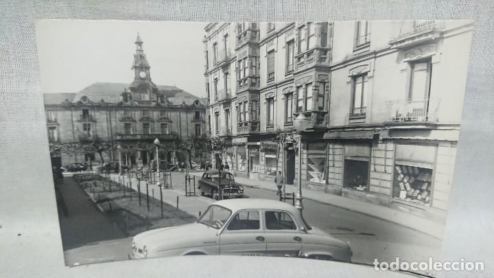 ANTIGUA POSTAL CALLE BARÓN DE PERAMOLA TORRELAVEGA - CANTABRIA AÑOS 60 (Postales - España - Cantabria Moderna (desde 1.940))