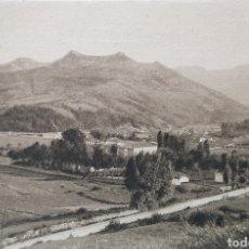 Postales: BALNEARIO DE LIÉRGANES, VISTA GENERAL. SIN CIRCULAR.. Lote 195891848