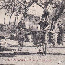 Postales: ALAMEDA 2ª (BURRERAS). Lote 196356951