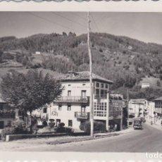 Postales: PUENTE VIESGO, CARRETERA GENERAL. Lote 196358085