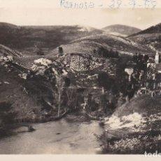 Postales: REINOSA,NACIMIENTO DEL RIO EBRO. Lote 196360065