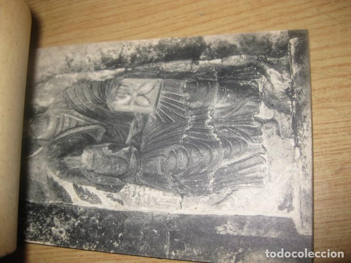 Postales: bloc 14 postales postal recuerdo de santillana de mar santander . fotos montes - Foto 4 - 196809403