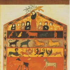 Cartes Postales: SANTO TORIBIO DE LIEBANA. SAN BEATO . EL ARCA DE NOE (134) ... SIN CIRCULAR. Lote 197134096