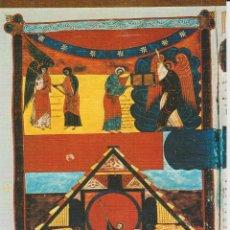 Cartes Postales: SANTO TORIBIO DE LIEBANA. SAN BEATO . EL ANGEL ENTREGA EL LIBRO A SAN JUAN (138) ... SIN CIRCULAR. Lote 197134718