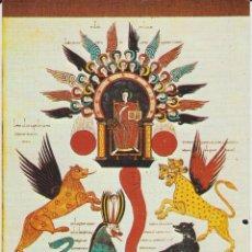 Cartes Postales: SANTO TORIBIO DE LIEBANA. SAN BEATO . LAS 4 BESTIAS Y JUICIO (142) ... SIN CIRCULAR. Lote 197135198