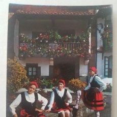 Postales: CANTABRIA MUCHACHAS MONTAÑESAS POSTAL . Lote 197401127