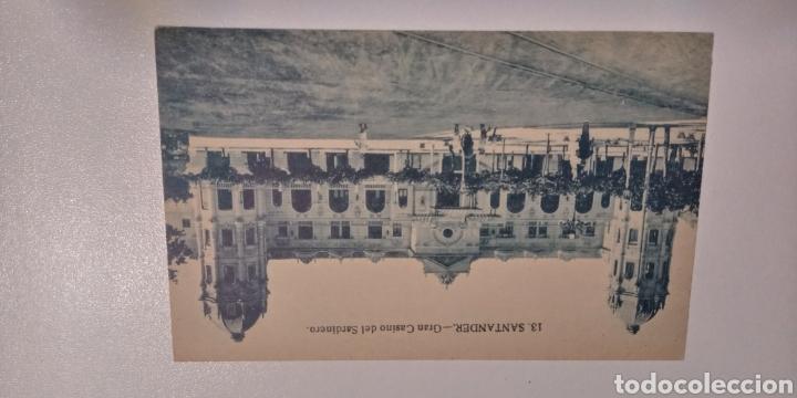 Postales: Lote de 3 postales Santander Sardinero y el Casino - Foto 2 - 197470295