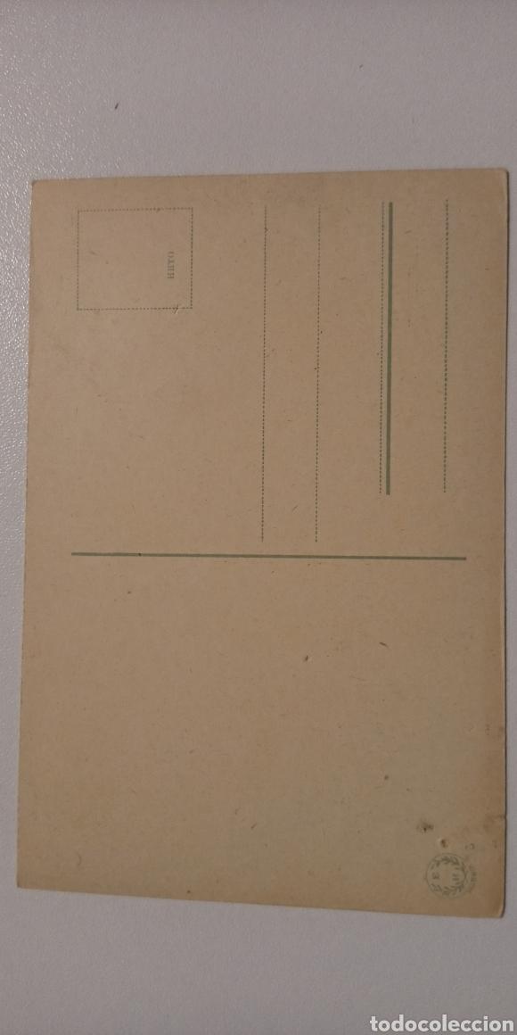 Postales: Postal Santander . Jardines y estatuas de Pereda. Coloreada - Foto 2 - 197581876
