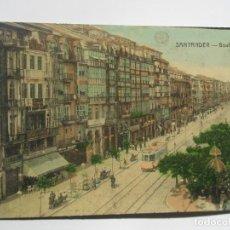 Postales: POSTAL DE SANTANDER. BOULEVARD. Lote 197830915