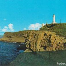 Cartes Postales: SANTANDER, FARO CABO MAYOR Y ACANTILADOS - ALMACENES RODU Nº 134 - S/C. Lote 198081858
