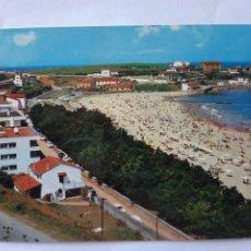Postales: COMILLAS.LA PLAYA. FOTO IMPERIO - COMILLAS. NO CIRCULADA.. Lote 198391066