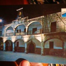 Postales: POSTAL LAREDO AYUNTAMIENTO DE LA VILLE HOTEL DE VILLE N 32 FOTO CARMELO S/C. Lote 198620112