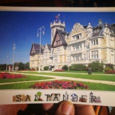 Postales: POSTAL SANTANDER PALACIO DE LA MAGDALENA EDICIONES A.M. S/C. Lote 199435386