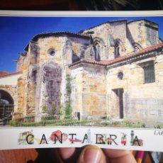 Postales: POSTAL CANTABRIA IGLESIA DE SANTA MARÍA DE LA ASUNCIÓN EDICIONES A.M. S/C. Lote 199435387