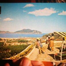 Postales: POSTAL LAREDO VISTA PARCIAL N 4 DOMÍNGUEZ S/C. Lote 199435623