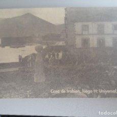 Postales: CASTRO URDIALES. HOTEL UNIVERSAL. Lote 199496947