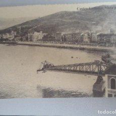 Postales: CASTRO URDIALES. CARGADERO DE MINERAL. Lote 199497058