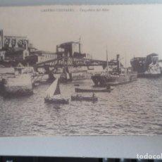 Postales: CASTRO URDIALES. CARGADERO DE MINERAL. Lote 199497161