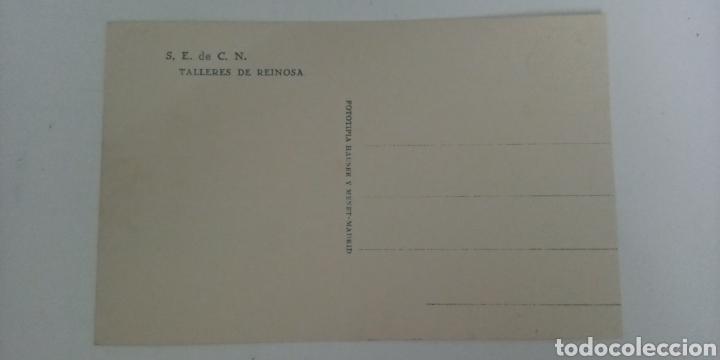 Postales: Postal Reinosa. Talleres de Reinosa. - Foto 2 - 200359632