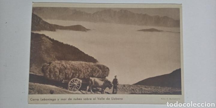 Postales: Lote 2 Postales Picos de Europa Potes y Valle de Liebana - Foto 2 - 200362321