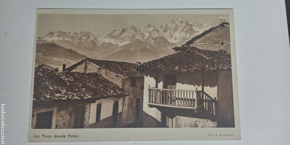 Postales: Lote 2 Postales Picos de Europa Potes y Valle de Liebana - Foto 3 - 200362321
