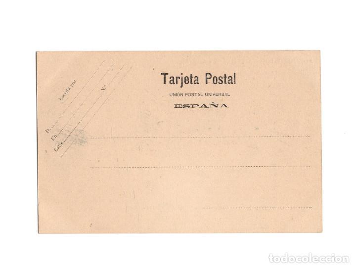 Postales: SANTANDER.(CANTABRIA).- PLAYA DE CASTAÑEDA. - Foto 2 - 201340075