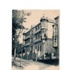 Postales: SANTANDER.(CANTABRIA).- HOTEL DE ROMA. . Lote 201730605