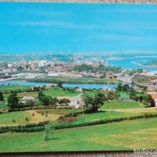 Postales: POSTAL ASTILLERO, VISTA PARCIAL (SANTANDER, CANTABRIA) EDICIONES ARRIBAS. Lote 202705582