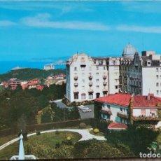 Postales: POSTAL SANTANDER, HOTEL REAL, EDICIONES ARRIBAS. Lote 202707258