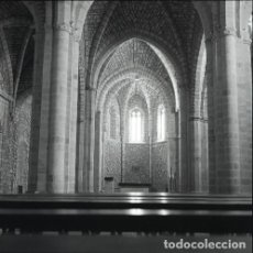 Postales: NEGATIVO ESPAÑA CANTABRIA CAMALEÑO SANTO TORIBIO DE LIÉBANA 1972 55MM GRAN FORMATO SANTANDER FOTO. Lote 202852367
