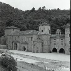 Postales: NEGATIVO ESPAÑA CANTABRIA CAMALEÑO SANTO TORIBIO DE LIÉBANA 1972 55MM GRAN FORMATO SANTANDER FOTO. Lote 202852745