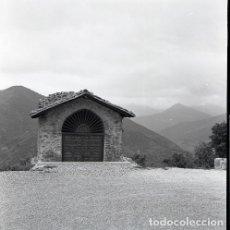 Postales: NEGATIVO ESPAÑA CANTABRIA CAMALEÑO SANTO TORIBIO DE LIÉBANA 1972 55MM GRAN FORMATO SANTANDER FOTO. Lote 202853638