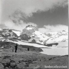 Postales: NEGATIVO ESPAÑA CANTABRIA CAMALEÑO FUENTE DÉ VISTAS 1972 55MM GRAN FORMATO SANTANDER FOTO. Lote 203281317
