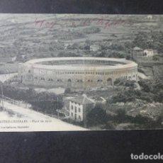 Postales: CASTRO URDIALES CANTABRIA PLAZA DE TOROS. Lote 203760817
