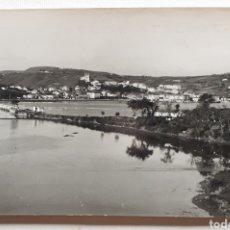 Postales: SAN VICENTE DE LA BARQUERA. SANTANDER (ESPAÑA) EDITOR CASTRO.. Lote 203984333