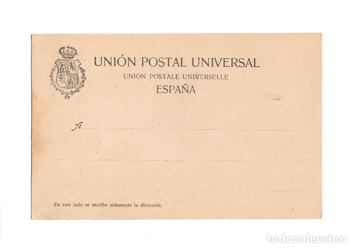 Postales: SANTANDER.(CANTABRIA).- RECUERDO DE SANTANDER, SARDINERO: PRIMERA PLAYA, SERIE IVª Nº 5, DUOMARCO - Foto 2 - 204509492