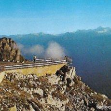 Postales: PICOS DE EUROPA - PUENTE DE-MIRADOR DEL CABLE. Lote 204995661