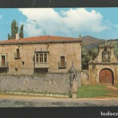 Postales: POSTAL SIN CIRCULAR - ONTANEDA - ALCEDA 208 - PALACIO SIGLO XVII - SANTANDER - EDITA BUSTAMANTE. Lote 205309463