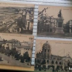 Postales: 4 POSTALES DE SANTANDER. Lote 205823650
