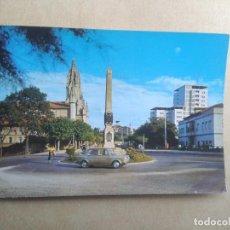Postales: POSTAL SANTANDER, MAR DE CASTILLA, ALTO DE MIRANDA. Lote 205846073