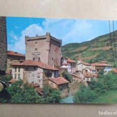 Postales: POSTAL PICOS DE EUROPA,POTES,TORRE DEL DUQUE DEL INFANTADO. Lote 205846861