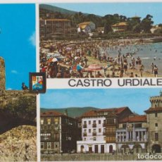 Postales: CASTRO URDIALES. Lote 205899446