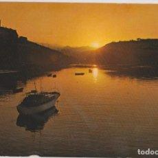 Postales: SAN VICENTE DE LA BARQUERA, SANTANDER. Lote 206121386