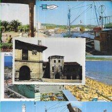 Postales: 90 POSTALES CANTABRIA , SANTANDER Y PROVINCIA* ( LOTE Nº 41 ). Lote 206254198