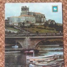 Postales: SAN VICENTE DE LA BARQUERA - SANTANDER - PUERTO. Lote 206321232
