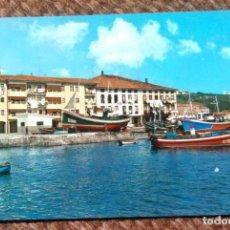Postales: SAN VICENTE DE LA BARQUERA - SANTANDER - LA CABAÑA. Lote 206321287