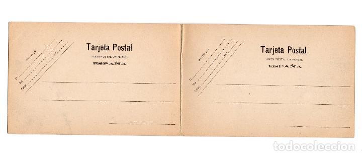 Postales: SANTANDER.(CANTABRIA).- POSTAL DOBLE. VISTA PANORÁMICA. FOT. LAURENT. - Foto 2 - 206391747