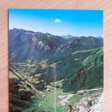 Postales: TARJETA POSTAL - ESPINAMA - MIRADOR DE EL CABLE Y TELEFERICO DE FUENTE DE № 216. Lote 206868977