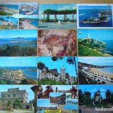 Postales: LOTE 46 POSTALES DE CANTABRIA. Lote 206967522